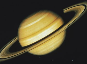 Life is unlikely to occur on the planet Saturn but may instead be found on one of its many moons.