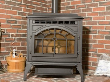 Which has a lower carbon footprint, a wood stove or a pellet stove? It depends.