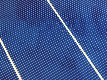 Electrodes on solar cells are one factor influencing their efficiency.