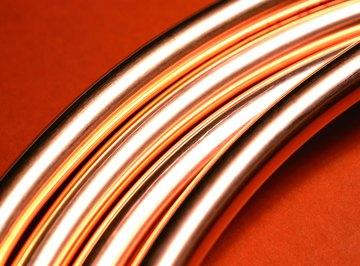 Copper's threshold frequency is around 1.1x10^15 Hz.