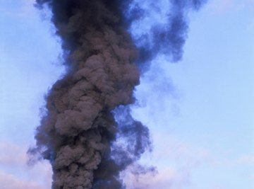 Air pollution is on major contributor to ecosystem damage.