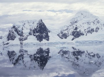 Katabatic winds are especially prevalent in Antarctica, sweeping off ice-sheet heights.