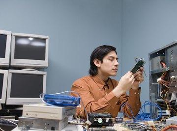 Engineers use logic gates to design circuits.