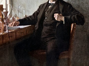 The Swedish chemist and engineer Alfred Nobel invented dynamite.
