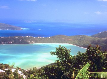 Many tropical areas are located in coastal areas around the equator.