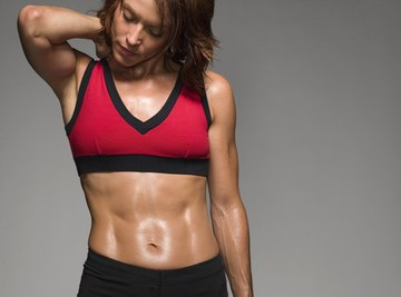 Sweating is one way of maintaining homeostasis.