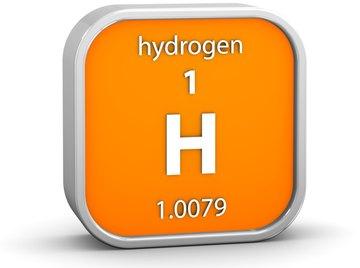 Hydrogen.