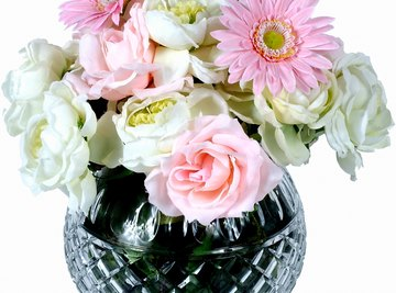 Experiments prove that glycerin can preserve flowers for years.
