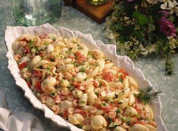 Jonah crab makes a tasty salad.