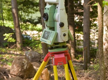 A precision calibration is necessary for a properly functioning theodolite.