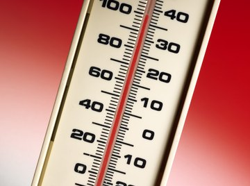 Enzymes lose activity when they get too hot.