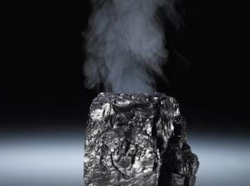 Not all coal is anthracite.