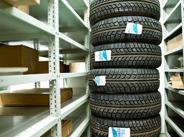 Rubber is vulcanized to make many useful products.