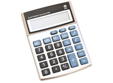 A calculator comes in handy when converting millimeters to inches.