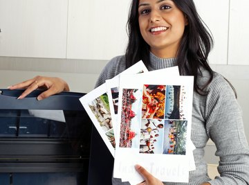 Color ink jet printer cartridges decompose very slowly in landfills.