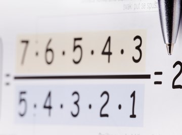 Both dividends and divisors can be numbers or equations.