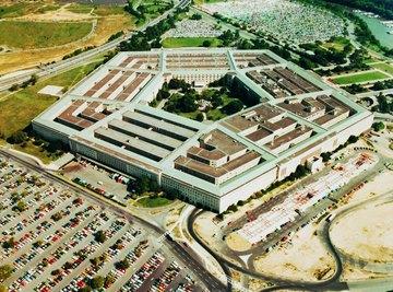 The Pentagon Building in Washington, D.C. is a regular, pentagonal prism.
