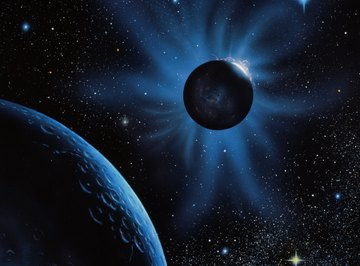 The moon's umbra often misses Earth during new moon, when eclipses are possible.