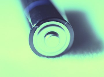 A battery's size is related to its AH rating.