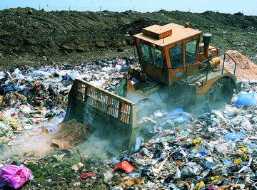 Water pollution from landfills can come from surprising sources.
