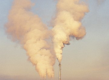 Industrial pollutants are an important source of greenhouse gases.