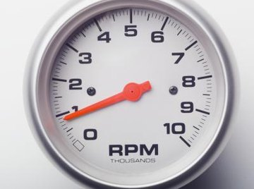 RPM refers to revolutions per minute, while hertz refers to revolutions per second.