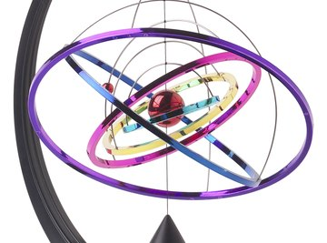 The nucleus and the electron cloud have been modeled in a variety of ways.
