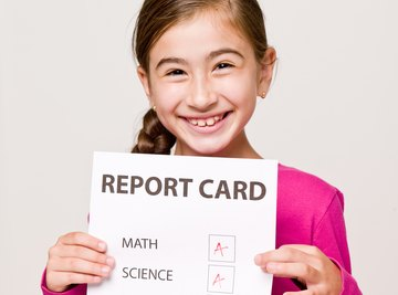 The college grading system isn't based on stickers, and frequently not on letter grades.