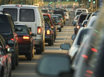 Road traffic is one of the main sources of noise pollution in urban areas.
