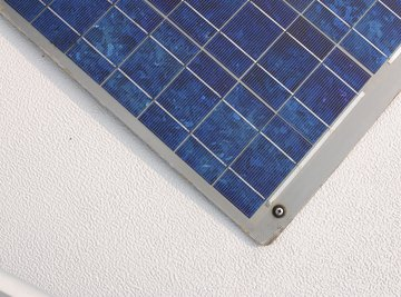 The efficiency of a solar cell is the percentage of solar energy it converts to electrical energy.