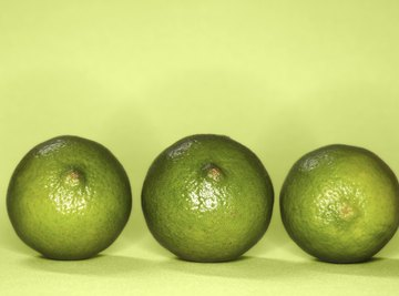 Lime is a source of citric acid.