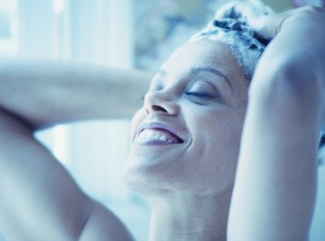 Most shampoos are weakly acidic -- less so than hair itself.