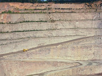 Mining can leave an ecosystem completely devastated.