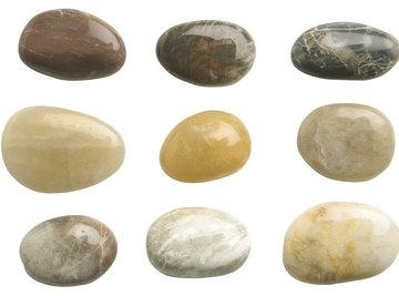 Classify different types of rocks with first graders.