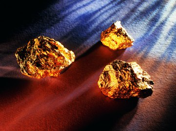 The karat of a piece of gold indicates its degree of purity.