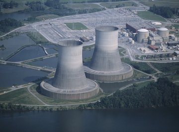 The environmental concerns around nuclear energy limit its application.