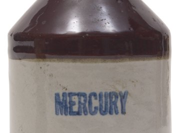 Mercury's ability to bioaccumulate makes it a dangerous poison in the environment.