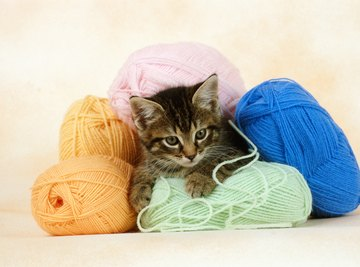 Wool fabrics are a popular choice for holding warmth.