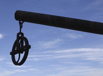 A pulley is one of the three classic