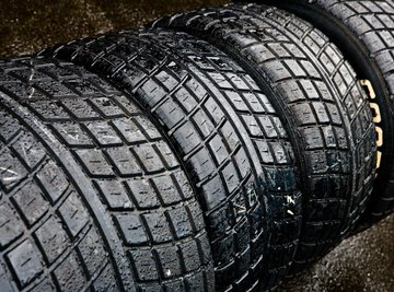 Tires are a major source of pollution.