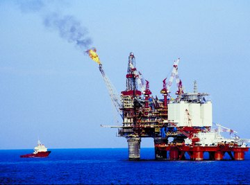 What Effects Does Oil Drilling Have on the Ocean