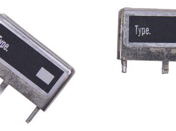 Magnetic switches are fast and highly reliable.