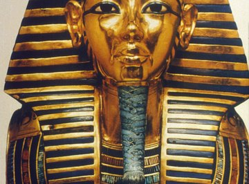 The ancient Egyptians worked extensively with gold. Hydrochloric acid is a more recent discovery.