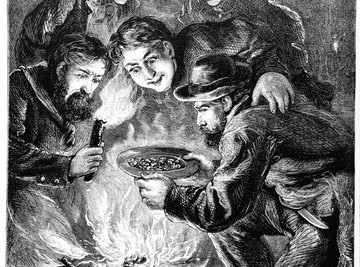 Gold fever attracted prospectors from all over the world.