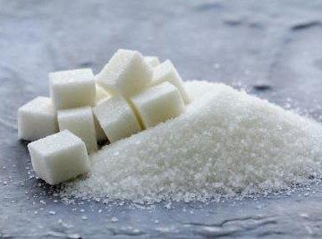 Sugars are composed of organic molecules.