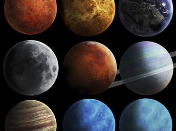 You can find the density of any planet with a simple calculation.