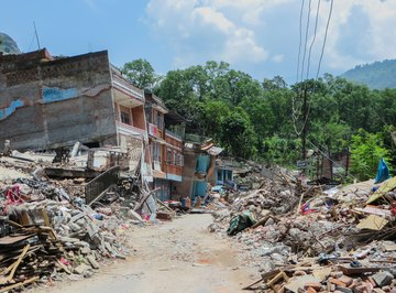 Natural disasters have a range of negative consequences