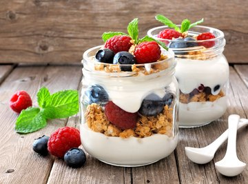 The Role of Microbes in Yogurt Production