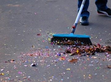 The #broomstickchallenge looks too weird to be true.