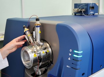 A mass spectrometer is a type of instrument that can measure the concentration and mass of molecules.